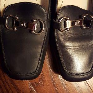 Anne Klein Shoes - AK Anne Kline iflex loafers.
